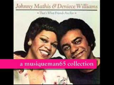 johnny mathis and deniece williams relationship tips