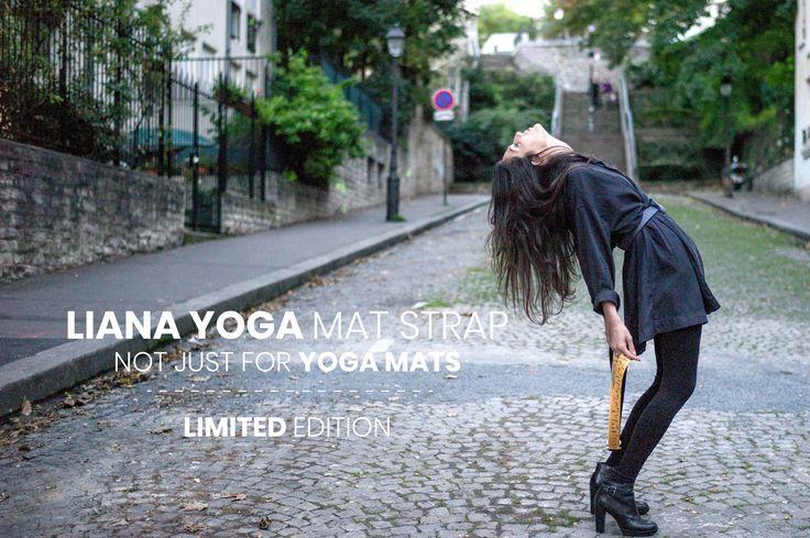 Sangle à Tapis de Yoga, entre autres.... En ce moment, la Sangle Liana est à gagner pour l'achat d'un Bo Duffle Bag :)  > Voir sur notre e-boutique : https://www.latyworld.com/fr/boutique/  Yoga Mat Strap, among others....  Right now, the Liana Strap is to win for the purchase of a Bo Duffle Bag :)  > See on our e-shop: https://www.latyworld.com/en/shop/  #notjustforyogamats #yogamatstrap #yogastrap #yoga #yogapractice #yogapose #yogaphotography #yogaparis #meditation #photo #photooftheday…