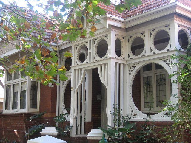 Art Nouveau ~ Gorgeous Melbourne Home, Elwood.