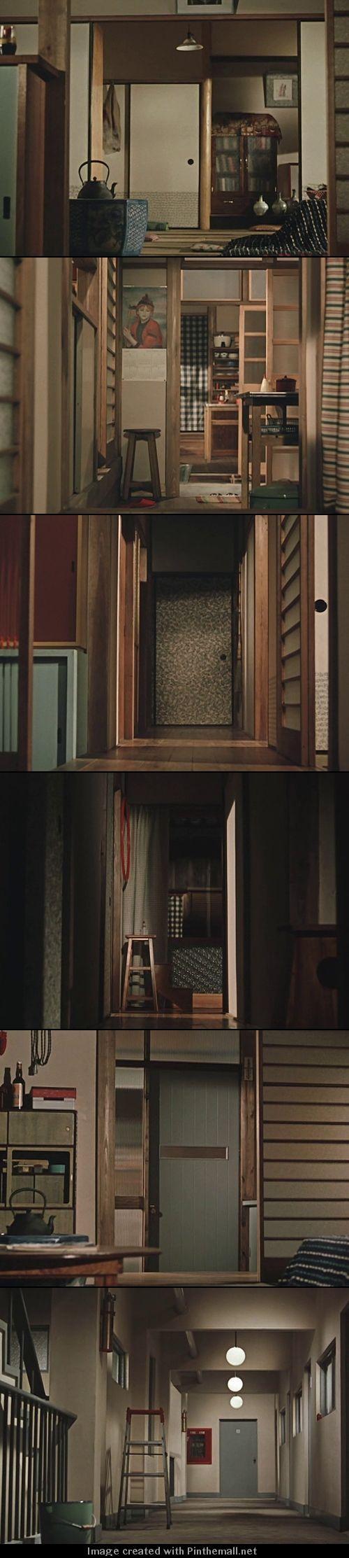 お早よう [Good Morning] (Yasujiro Ozu, 1959) Ozu