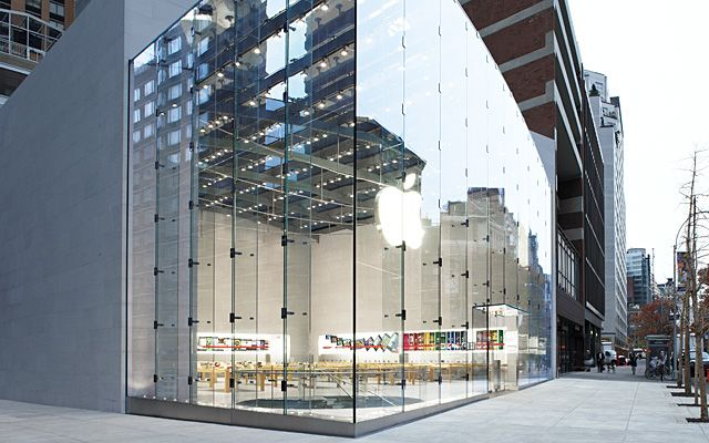 My local Apple Store, Upper West Side.