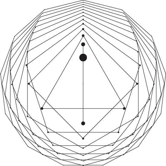 Choir Insignia - Geometry Based on the Natural Harmonic Series Sacred Geometry <3