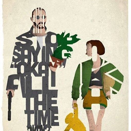 Top 100 famous movie quotes photos Leon: And stop saying okay all the time, okay?  Mathilda: okay.  Me: okay if I could sleep #leontheprofessional #famousmoviequotes See more http://wumann.com/top-100-famous-movie-quotes-photos/