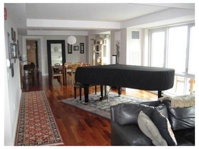 Nice Furniture Spacing Around A Grand Piano Boston