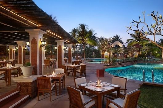 The Ramada Goa tariff is meant only for the adults, since the kids under the age of 17 are allowed to stay with their parents for free.