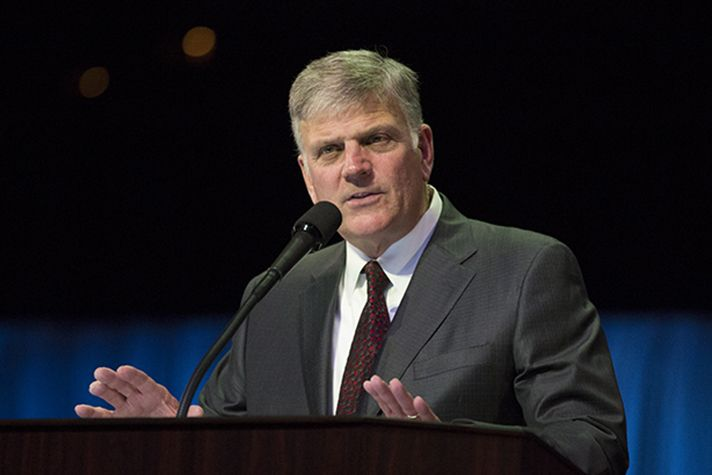 """""""With all due respect to the court, it did not define marriage, and therefore is not entitled to re-define it."""" —Franklin Graham"""