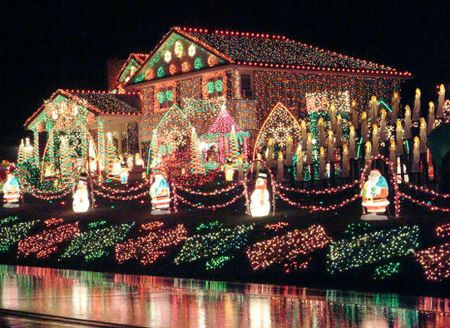 55 best Christmas Light Displays images on Pinterest | Merry ...