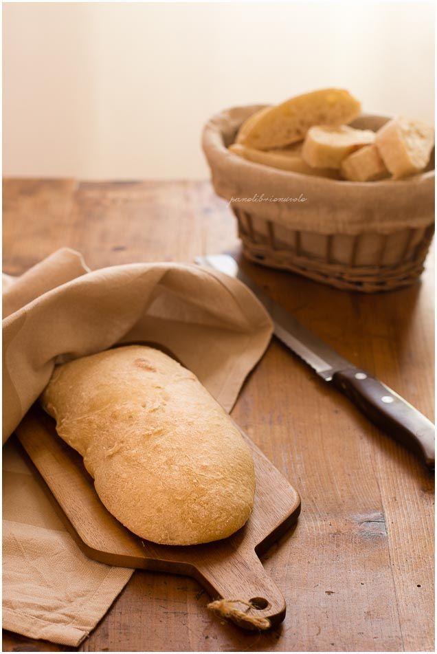 Pane ciabatta - Ciabatta bread