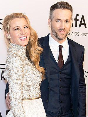 Ryan Reynolds and Blake Lively Expecting SecondChild
