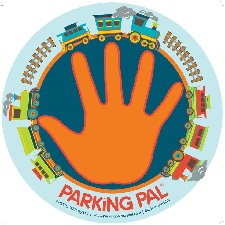 Train Parking Pal Car for Parking Lot Safety (With