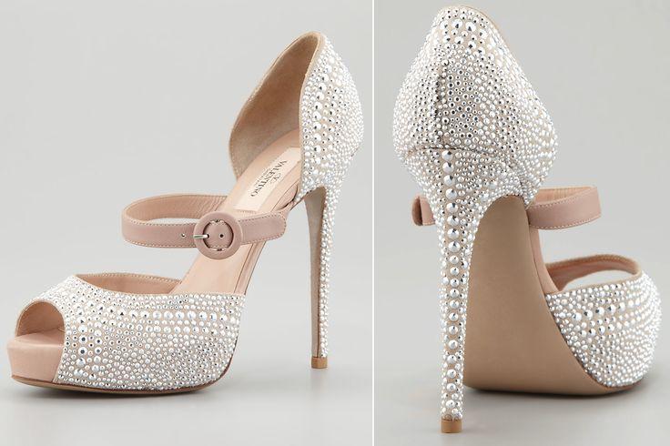 Sapatos para Noivas - http://espacomulher.net/sapatos-para-noivas/
