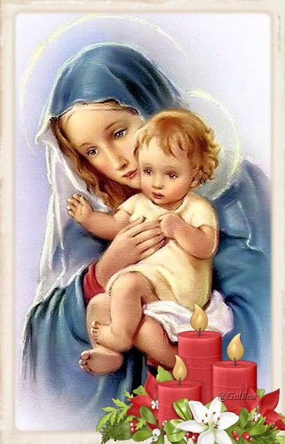 Santa María, Madre de Dios y Madre nuestra: María, la Virgen del amor misericordioso