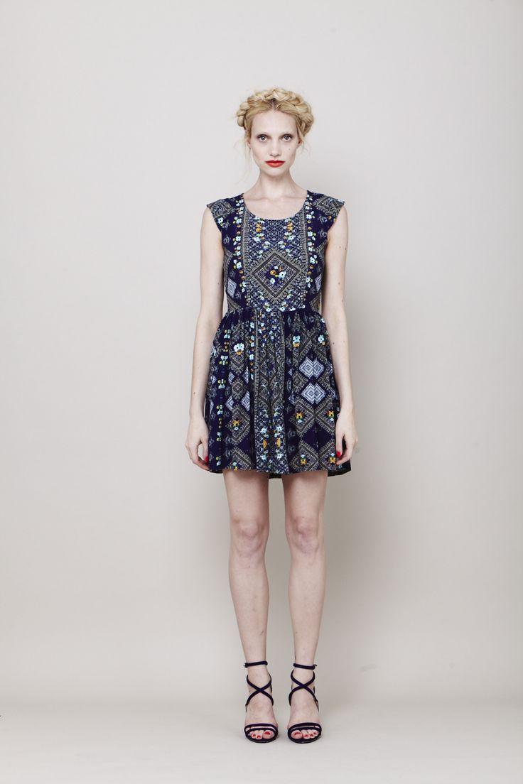 Diamond play dress | Summer 13
