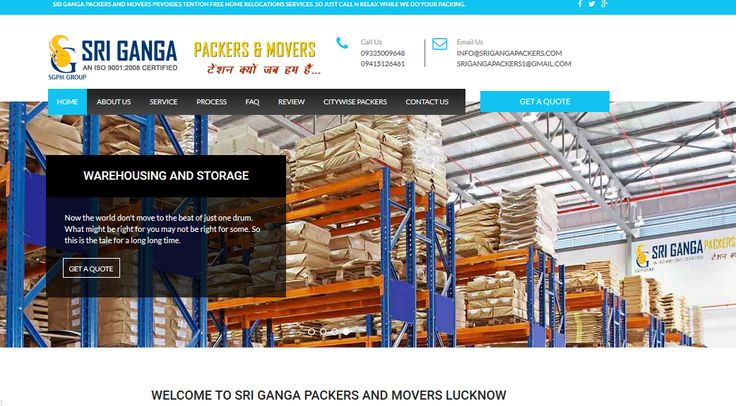 Sri Ganga Packers & Movers A hassle Free Packing And Moving Company is the highest   quality professional packing and moving services at the most affordable prices in Kanpur. http://www.srigangapackers.com/packers-and-movers-kanpur.html