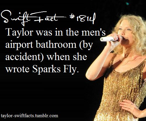 That would be our Taylor!