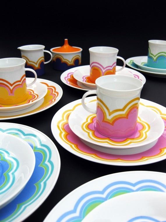 116 best deutsches porzellan images on pinterest teapot. Black Bedroom Furniture Sets. Home Design Ideas