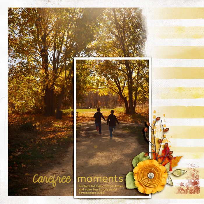 Carefree Moments by Jenn Marione   jk703