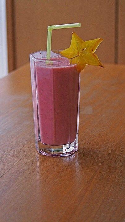 Erdbeer-Joghurt Smoothie