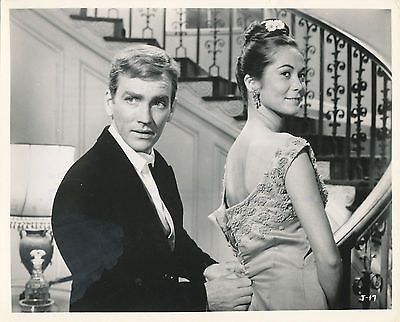 NANCY KWAN/JOHN FRASER/TAMAHINE/8X10 ORIGINAL PHOTO BB1986