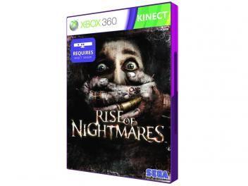 Rise of Nightmares p/ Xbox 360 Kinect - Sega