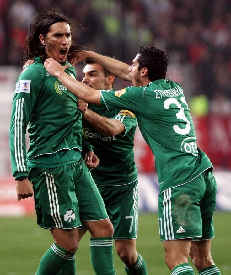Sebastian Leto-Panathinaikos F.C 13