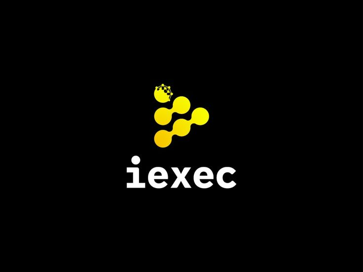 iexec official logo [ANN][RLC] iEx.ec blockchain-based distributed cloud announces its Crowdsale