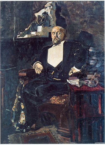 Mikhail Vrubel Portrait of Savva Mamontov.jpg