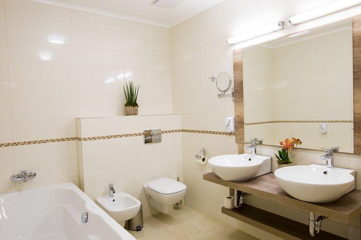 Deluxe Plus fürdőszoba