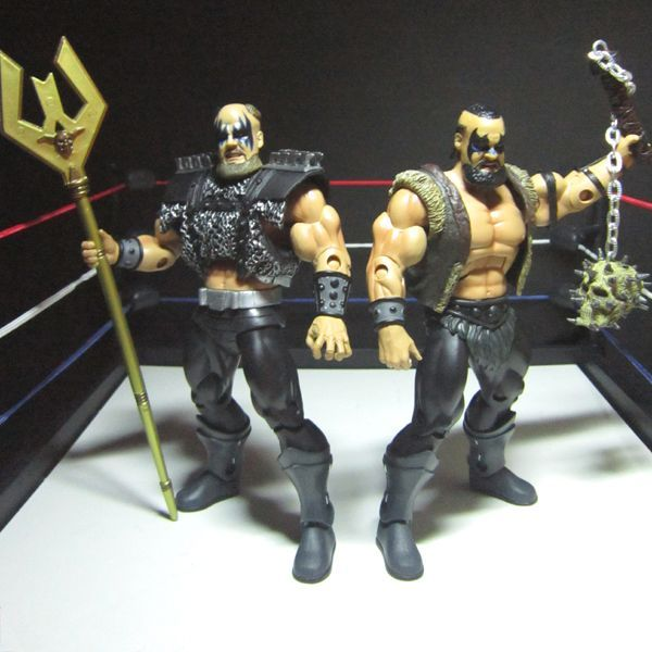 Powers of Pain (Masters of the Wrestling Universe ...