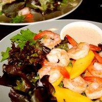 Fresh Mango and Prawn Salad Recipe » Arie's Kitchen