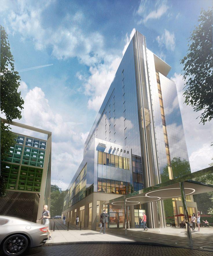 14-storey Milton Keynes sun hotel approved