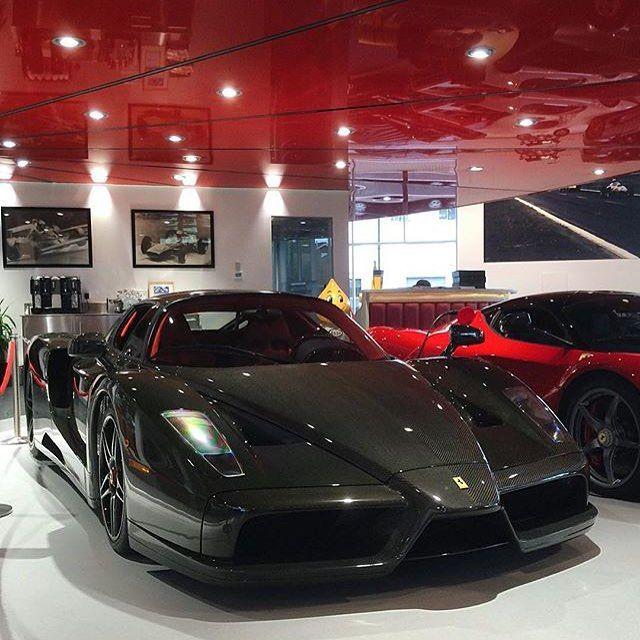 All Carbon Ferrari Enzo