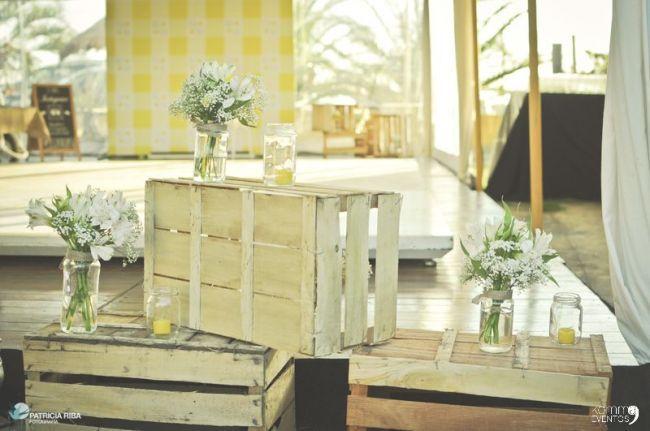 Detalhes de um casamento vintage chic Image: 3