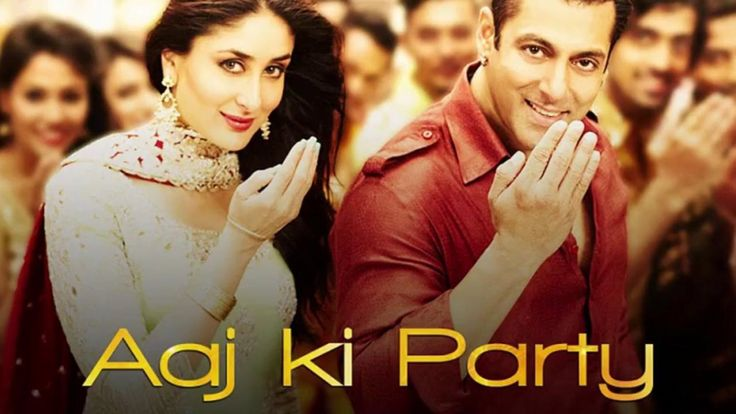 VIDEO Song: Aaj Ki Party by Mika Singh OST Bajrangi Bhaijaan Movie