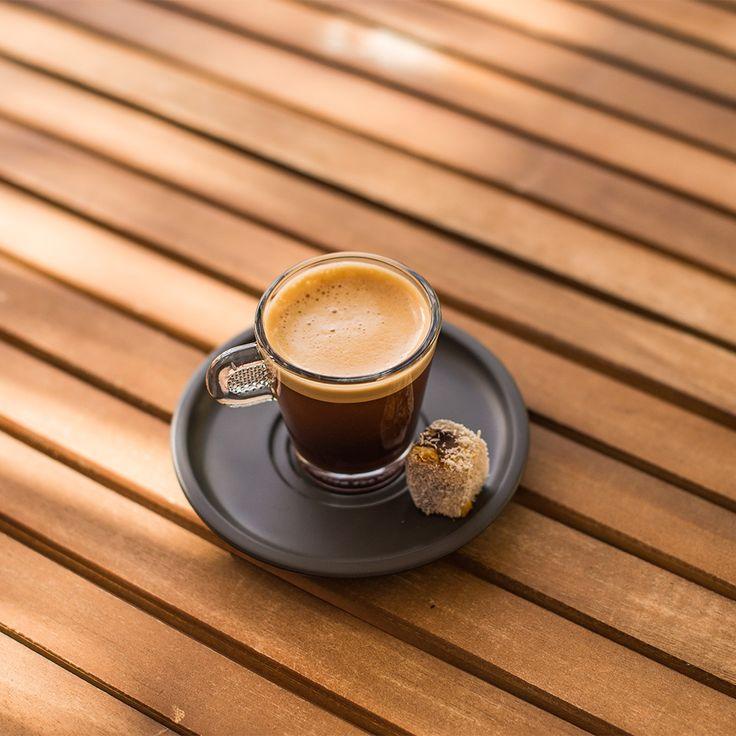 Espresso yourself ✌ Cheers ☕ #MondayFuel #Barista #TurkishDelight