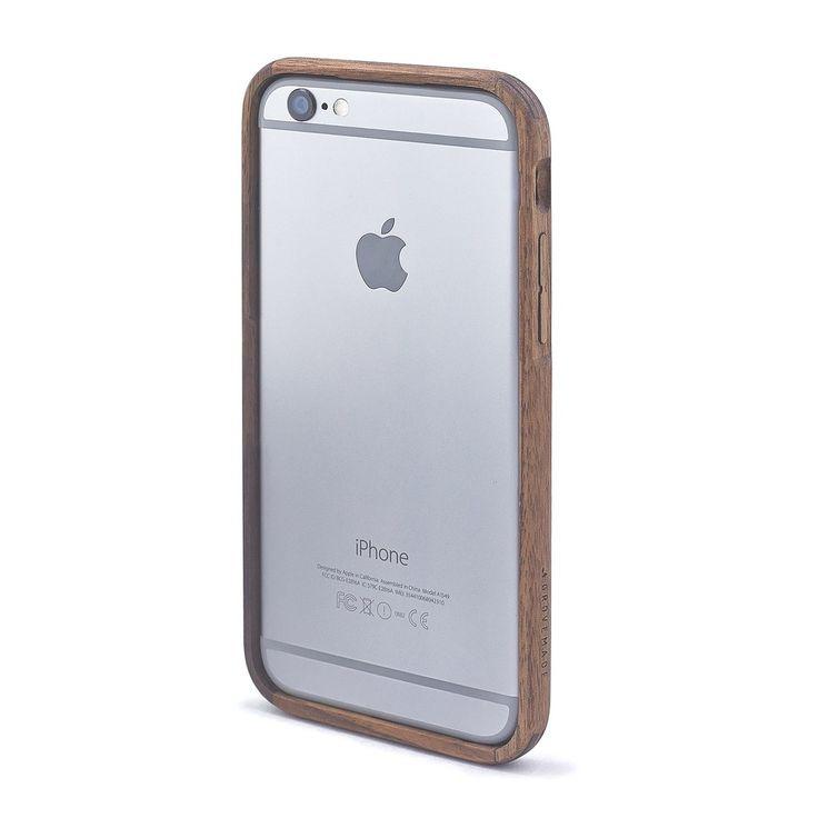 Walnut iPhone Bumper