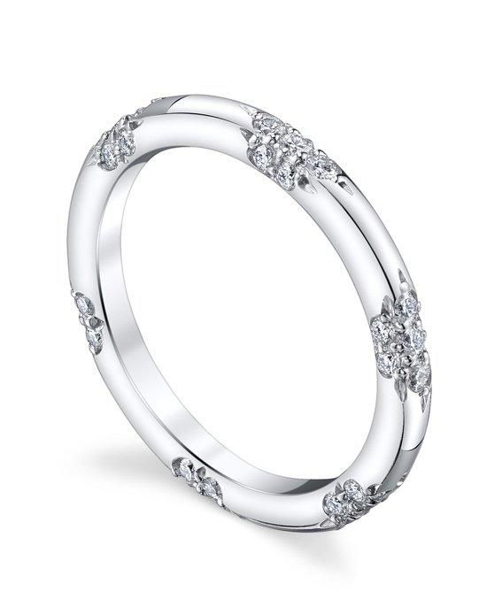 Michael B. lace wedding band in platinum I Style: LACE Collection I https://www.theknot.com/fashion/the-lace-band-michael-b-wedding-ring?utm_source=pinterest.com&utm_medium=social&utm_content=june2016&utm_campaign=beauty-fashion&utm_simplereach=?sr_share=pinterest