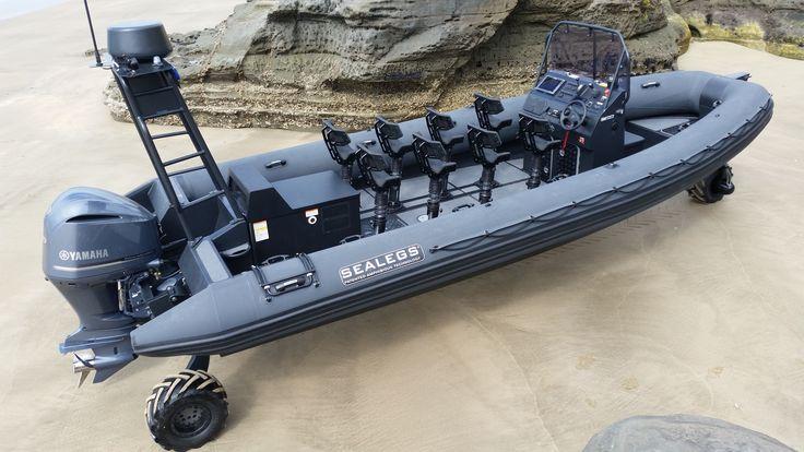 Sealegs Interceptor 9000