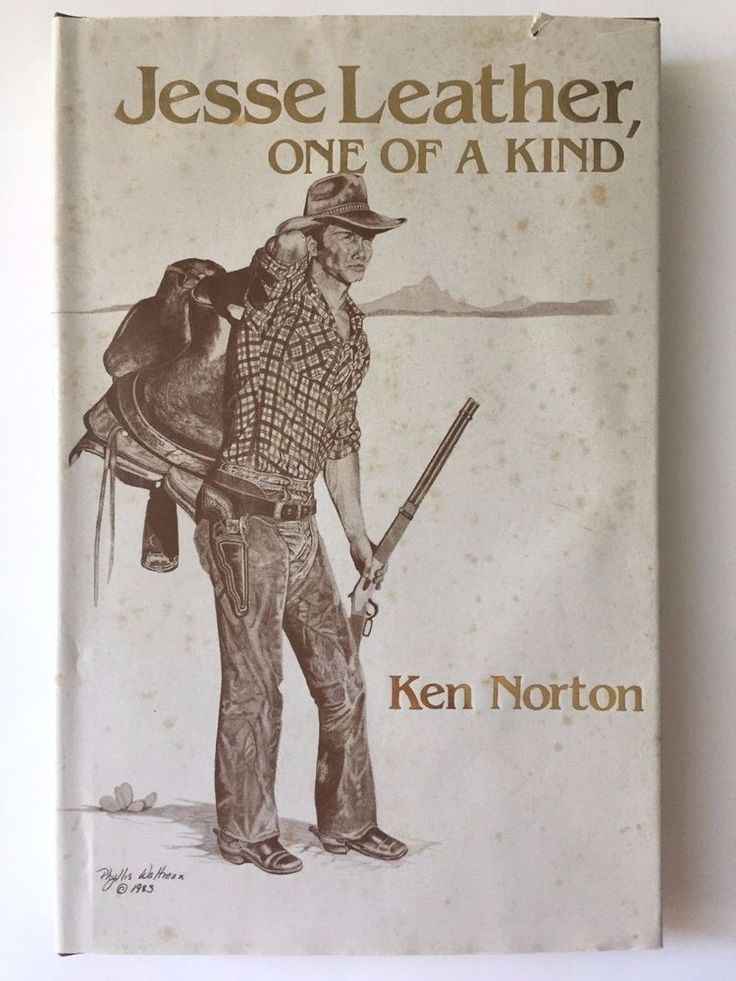 Jesse Leather, One of a Kind by Ken Norton