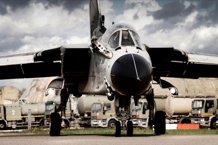 Grrrrr... ECR Tornado Italian Air Force