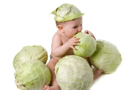 Health Benefits Of Cabbage -----  heal ulcers, slow aging, lower cholesterol, weight loss, prevent Alzheimer's, and much more.  Eat your cabbage!!