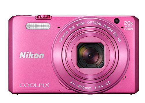 Nikon Coolpix S7000 Digitalkamera (16 Megapixel, 20-fach opt. Zoom, 7,6 cm (3... http://amzn.to/2dOdp96 via @amazon #testsiegertips