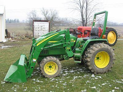 John Deere Model 790 Sold - $14,000