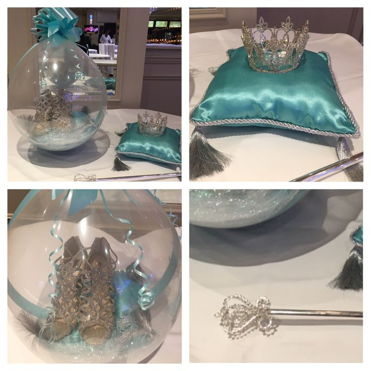 Best cinderella centerpiece ideas on pinterest