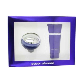 Ultraviolet by Paco Rabanne Gift Set for Women