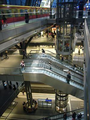日曜日のショッピングはベルリン中央駅で! ドイツ/ベルリン特派員 ...