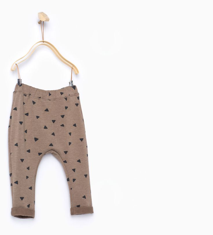 Triangle print leggings-Special Prices-Baby boy-Baby | 3 months - 4 years-KIDS | ZARA United Kingdom