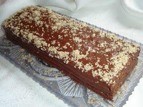 Tortaimádó: Narancsos csokikrémes torta (liszt nélkül)
