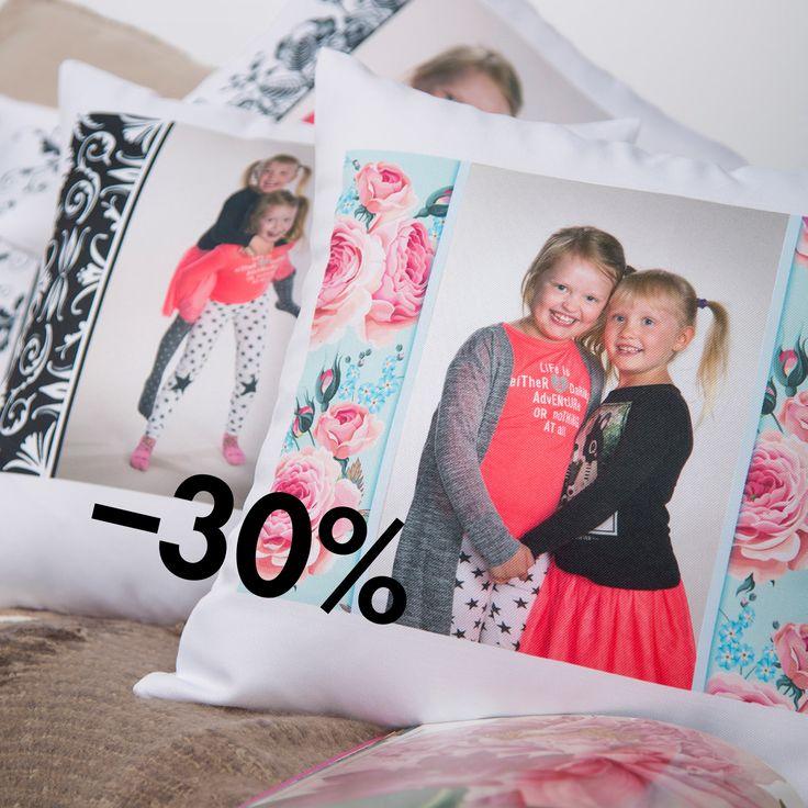 Kuin ruususen unta.  www.kuvaverkko.fi #äitienpäivä #äiti #lahja #tyyny #vinkki #kuvatuote #photoproduct #valokuva #muotokuva #lapsikuva #päiväkotikuva #koulukuva #rakkaat #kuvaverkko #darlings