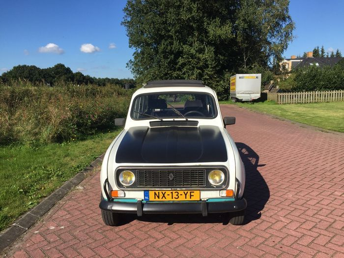 Renault 4 GTL - 1985